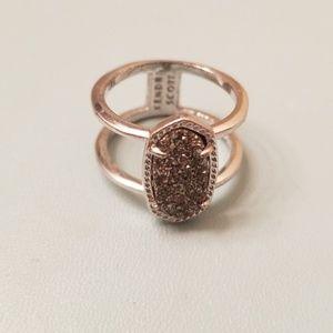 Kendra Scott Elyse Silver Ring